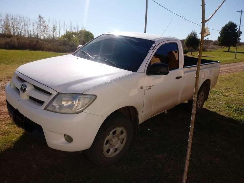 Toyota Hilux 2006 0