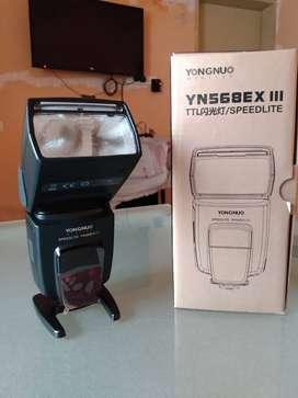 Flash Yongnuo YN568EX III Canon/Nikon