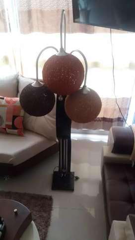 Vendo lampara artesanal