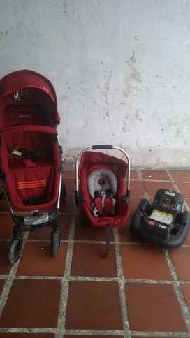 Coche bebesit travel sistem
