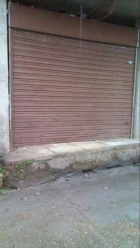 Portón persiana