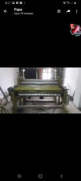 Máquina rebobinadora