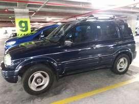 Grand Vitara - 2001 - 4x4 - 14M