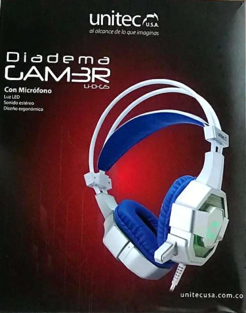 Diadema gamer PC 0