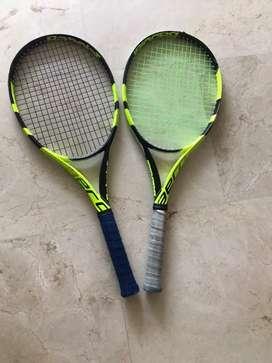 Vendo raquetas Babolat pure aero