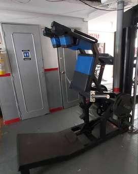 Máquina para sentadillas