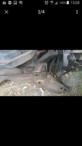 Araña de Suspension Ford Fiesta