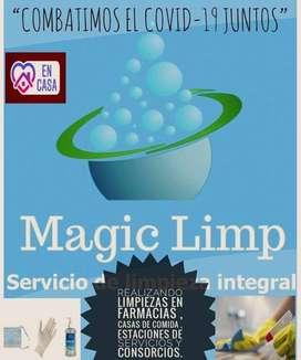 Magic Limp Rosario