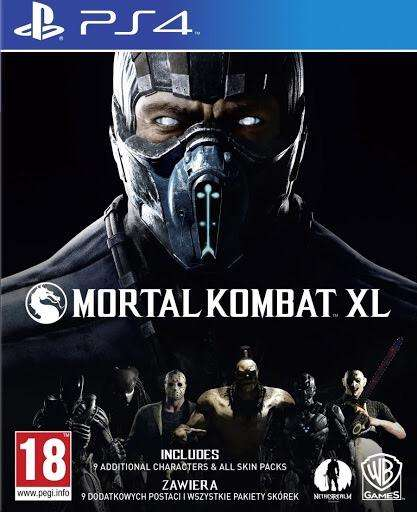 Mortal Kombat Ps4 0