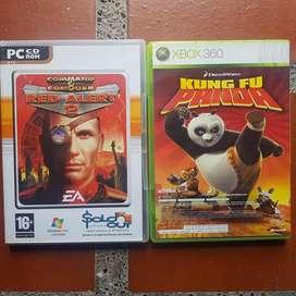 VIDEOJUEGOS  XBOX 360 y PC