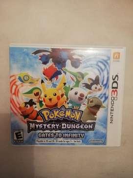 Juego 3ds, 2ds Pokemon