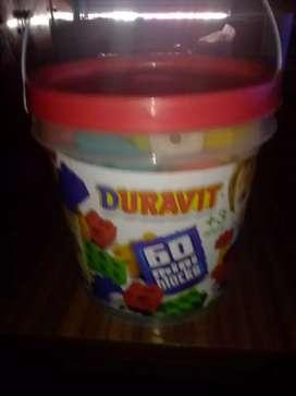 Bloques Duravit x60pzas