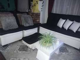 Sala reclinable nueva