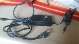 CABLE POWER FUENTE TRANSFORMADOR  PC-IMPRESORA, MONITOR