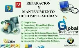 Servicio tecnico de computadoras laptop e impresoras a domicilio juliaca