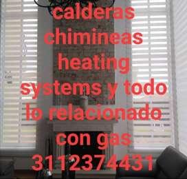 Reparaciónes de gas natural a toda Cundinamarca ..!