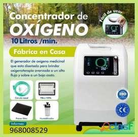 CONCENTRAD0R DE OXIGENO