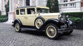 Alquiler de autos antiguos