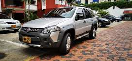 ¡¡¡GANGA!!! FIAT PALIO 2014 ADVENTURE WEEKEND PLATA FULL PAPELES 16V