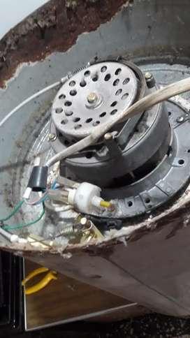 Motor y tacho de cecarropas KOHINOOR mod,G152 5,2kg 2800 Rpm