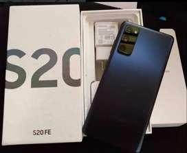 Venta de celular nuevo Samsung Galaxy 20 FE