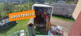 Mudanzas en Cuenca - Alquiler de Camiones y Camionetas