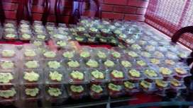 Cupcakes Empresariales y Estuches de nueces
