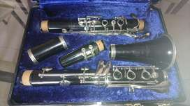 CLARINETE SELMER BUNDY MADE IN U.S.A.