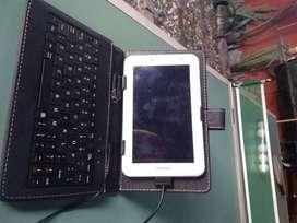 Tablet Samsung Galaxy Tab 2 7.0 Con !!teclado De Regalo!!