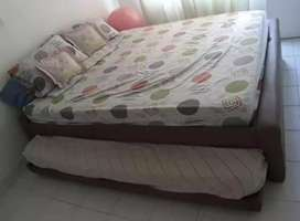 Vendo cama duplex