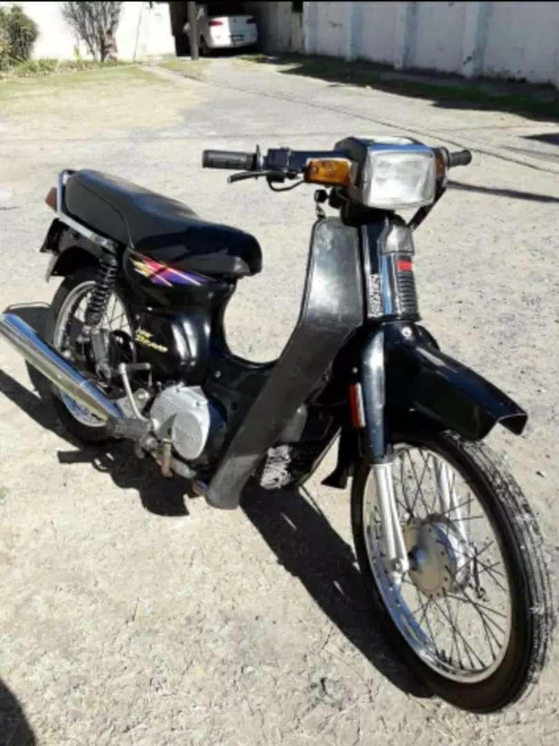 Vendo Suzuki New Bravo 0