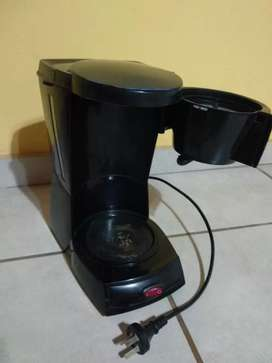 Vendo cafetera Black & Decker