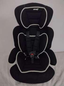 Butaca de auto para niños