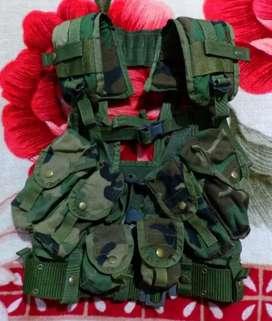 Correaje Tactico Militar