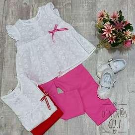 Nueva colección de ropa para niña