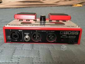 Vendo PEDAL DE VOZ - BOSS VE 20