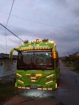 Transporte especial en micros , buses