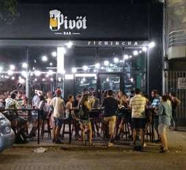 Bar/Cervecería en funcionamiento en Pichincha