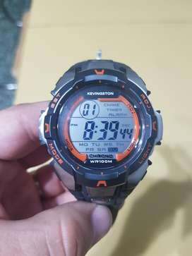 Reloj Digital Crono Kevingston