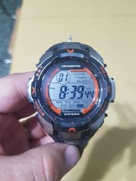 Reloj Digital Crono Kevingston