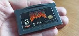 Doom nintendo Game boy advance