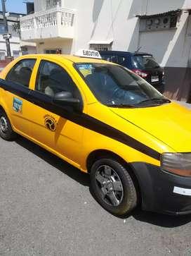 Se vende taxi ejecutivo en buenas condiciones a toda prueba