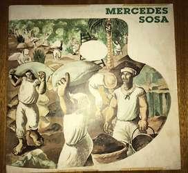 Disco de Vinilo de Mercedes Sosa