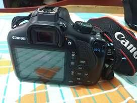 Cámara Canon t6