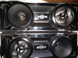 Equipo Sony Modelo Genezi
