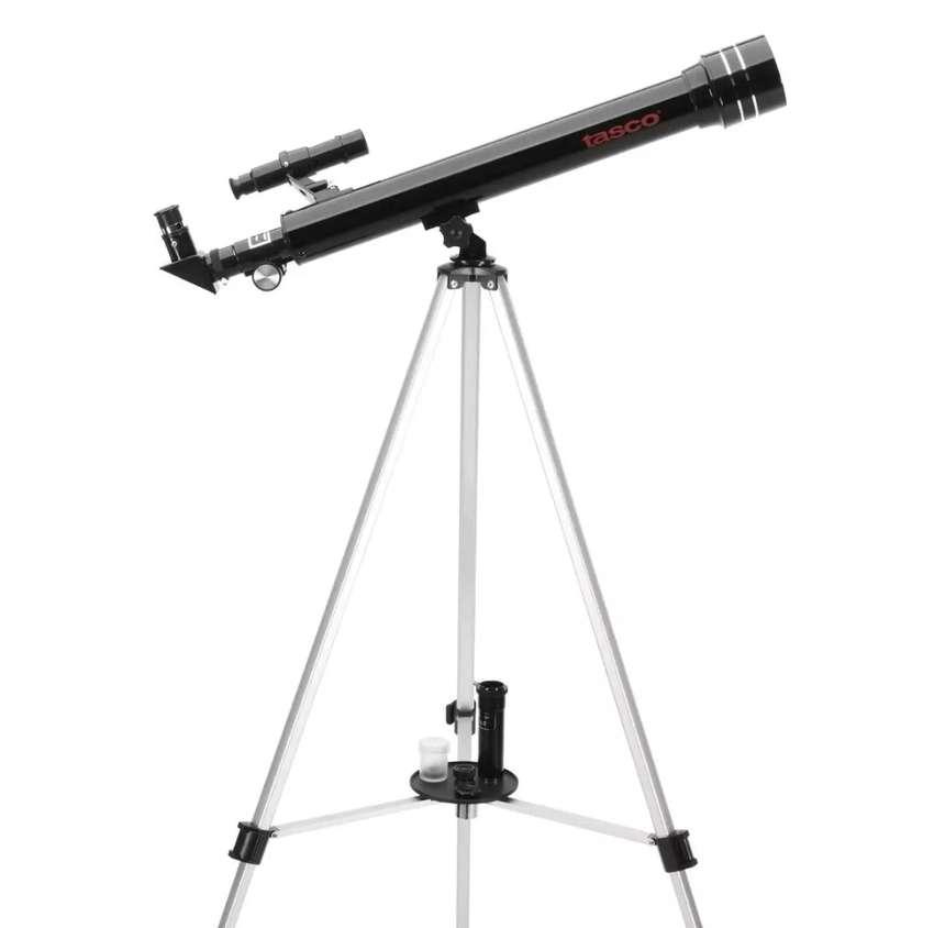 Telescopio refractor Tasco 0