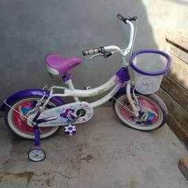 Bicicleta de Niña.