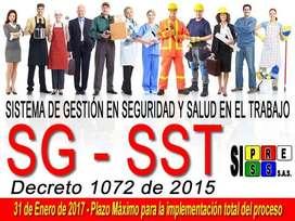 SISTEMA DE GESTIÓN SEGURIDAD Y SALUD EN EL TRABAJO