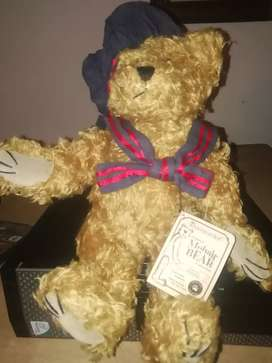 Se vende oso original Mohair BEAR.