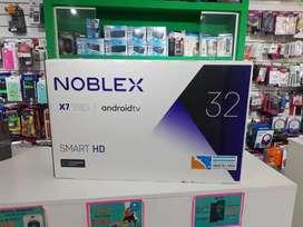 "Smart tv Android HD Noblex 32"""